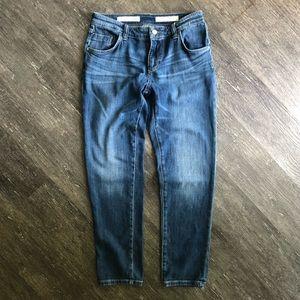Pilcro and the Letterpress Em boyfriend jeans
